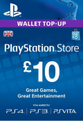 PlayStation PSN Card
